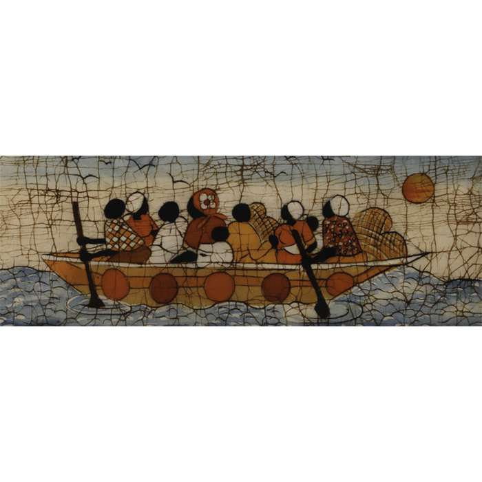AFRICAN PAINTINGS SAIL